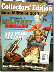 "Military Modelling Collectors' Edition Issue 14 ""Euro Militaire 2011"""