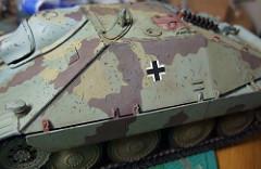 タミヤ[Jagdpanzer 38(t) Hetzer] -4