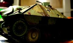 タミヤ[Jagdpanzer 38(t) Hetzer] -5 完成