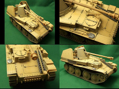 "TAM ""35255 German Tank Destroyer Marder III M"""