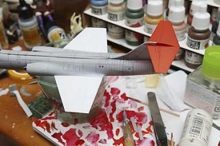 1/72 CF-104 その1