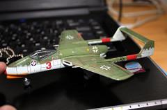 """Revell FW TL-Jaeger""""Flitzer"""" -1とガシャポンのリペイント"""
