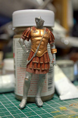 "Pegaso Models ""75-050  Roman Tribune, III c. B.C."""