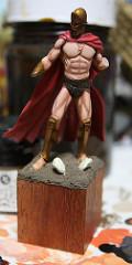 "Yedharo Miniatures YM-5401 ""Spartan King"" -1"