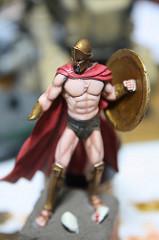 "Yedharo Miniatures YM-5401 ""Spartan King"" -2"
