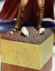 "Yedharo Miniatures YM-5401 ""Spartan King"" -3"
