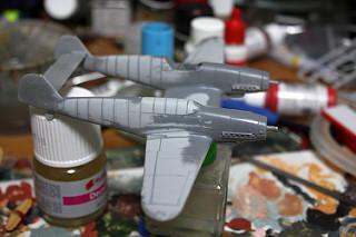 "A-Model ""72217 Bf109Z"" -2"