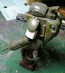 初マシーネン AFS Mk.II